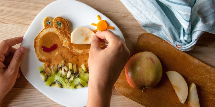 Egészséges étkezés óvodás korban