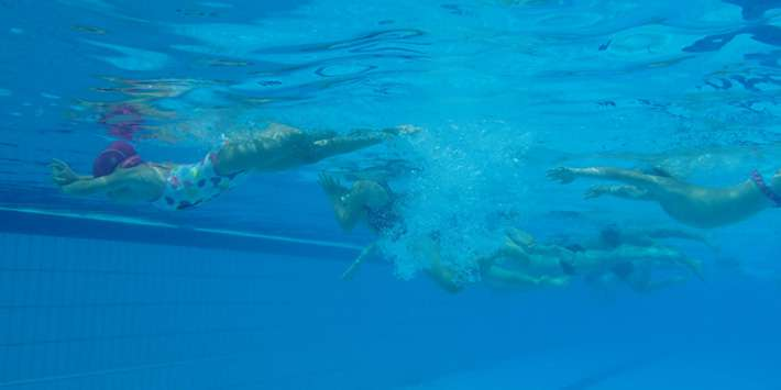 Sportóvoda és az úszás